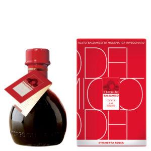 aceto-balsamico-di-modena-IGP-etichetta-rossa