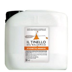 aceto-balsamico-di-modena-IGP-il-tinello-etichetta-arancio-3l