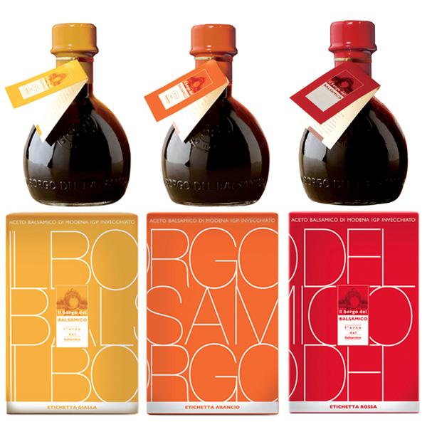 le tre etichette in promozione