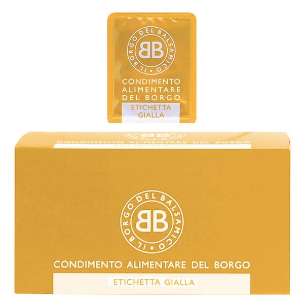 balsamic a porter - etichetta gialla