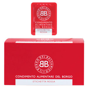 balsamic a porter - Etichetta rossa