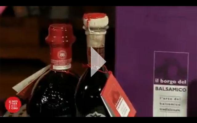 Balsamico: invecchiato, ma senza caramello (attenzione all'etichetta)