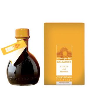 condimento del borgo etichetta gialla