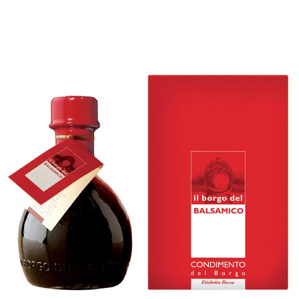 il condimento del borgo etichetta rossa